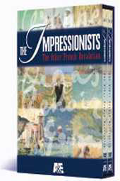 Impressionists, The - The Other French Revolution on DVD