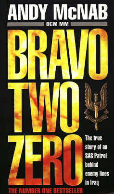 Bravo Two-Zero by Andy McNab image