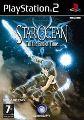 Star Ocean: Till the End of Time for PlayStation 2