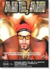 Ali G - Aiii on DVD