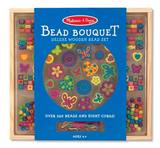 Bead Bouquet Deluxe Wooden Bead Set - Melissa and Doug