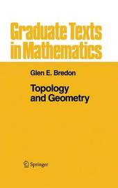 Topology and Geometry by Glen E. Bredon image