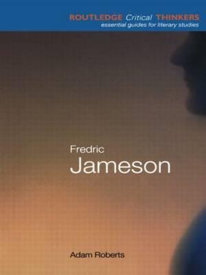 Fredric Jameson by Adam Roberts image