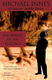 The Weight Of The Evidence by Michael Innes image
