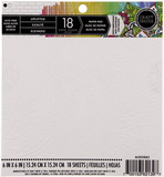 Craft Smith Colouring Paper Pad 6x6 - Uplifted