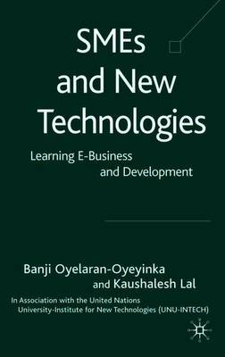 SMEs and New Technologies by Banji Oyelaran-Oyeyinka image