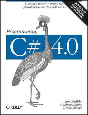 Programming C# 4.0 by Ian Griffiths image