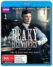 Peaky Blinders - The Complete Second Season on Blu-ray