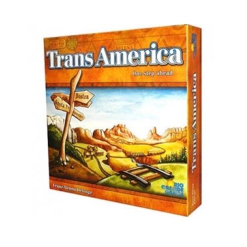 TransAmerica - Board game