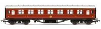 Hornby: LMS Corridor 3rd Class '1745',