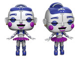 Five Nights at Freddy's: Sister Location - Ballora Pop! Vinyl Figure (with a chance for a Chase version!)