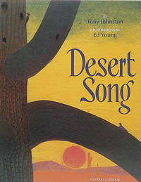Desert Song by Tony Johnston image