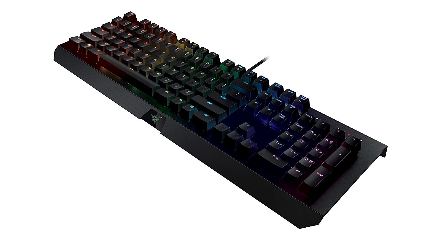 Razer BlackWidow Chroma X Gaming Keyboard - Gunmetal Edition for PC Games image