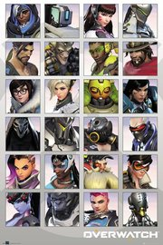Overwatch - Charactert Portraits (759)