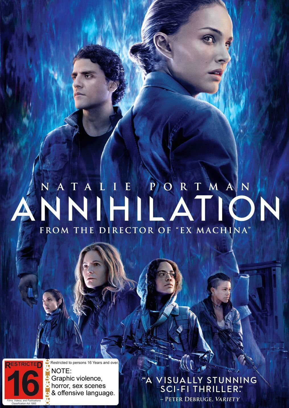 Annihilation Dvd In Stock Buy Now At Mighty Ape Nz