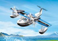 Playmobil: Action - Police Seaplane (9436) image