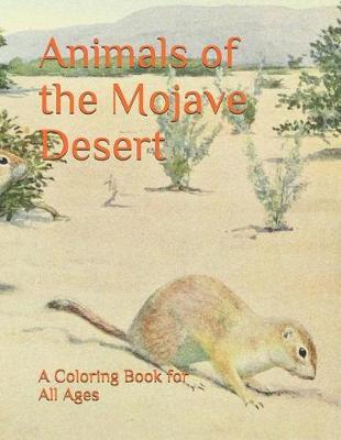 Animals of the Mojave Desert by E. R. Weatherup