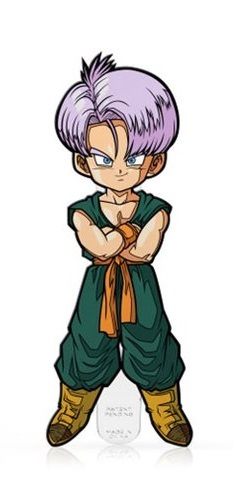 Dragonball Z: Kid Trunks (#M43) - Mini FiGPiN