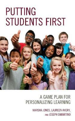 Putting Students First by Marsha Jones image