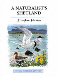 A Naturalist's Shetland by J. L. Johnston image