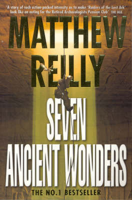 Seven Ancient Wonders by Matthew Reilly image