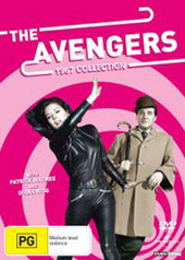 The Avengers - 1967 Collection (9 Disc) on DVD