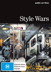 Style Wars - The Origin Of Hip Hop (2 Disc Set) on CD