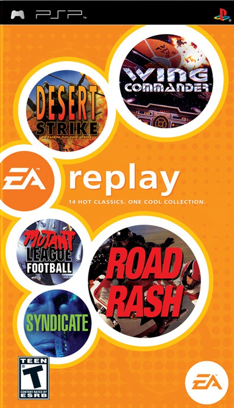EA Replay for PSP