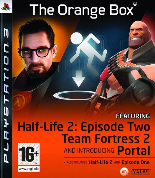 Half-Life 2: The Orange Box for PS3