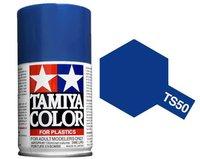 Tamiya TS-50 Blue Mica - 100ml Spray Can