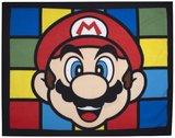 Nintendo Mario Fleece Blanket