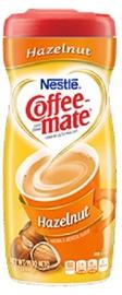 Nestle Coffee-Mate Hazelnut Powder (425g)