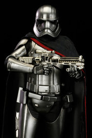 Star Wars: 1/10 Star Wars Artfx+ Captain Phasma Figure