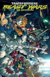 The Transformers by Simon Furman image