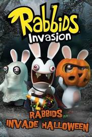 Rabbids Invade Halloween by David Lewman