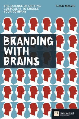 Branding with Brains by Tjaco Walvis image