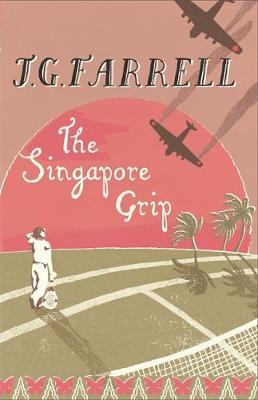 The Singapore Grip by J.G. Farrell image