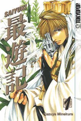 Saiyuki: v. 1 by Kazuya Minekura image