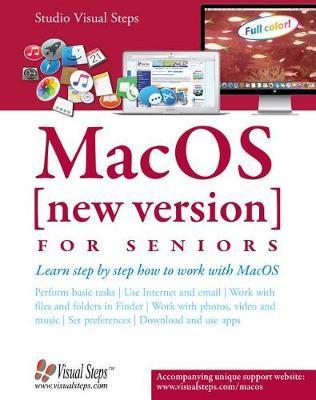 MacOS High Sierra for Seniors by Studio Visual Steps image
