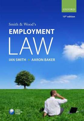 Smith and Wood's Employment Law by Ian Smith image