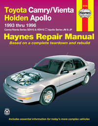 Toyota Camry & Vienta And Holden Apollo (93 - 96) by Mike Forsythe