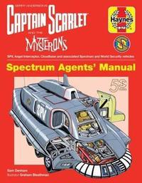Captain Scarlet Manual by Sam Denham