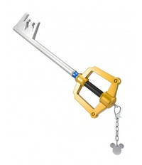 Kingdom Hearts: Kingdom Keyblade - 1:1 Scale Prop Replica
