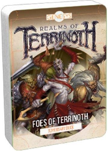 Genesys: Foes of Terrinoth