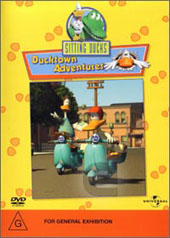 Sitting Ducks - Vol 2: Ducktown Adventures on DVD