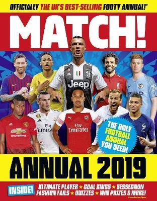 Match Annual 2019 by Match