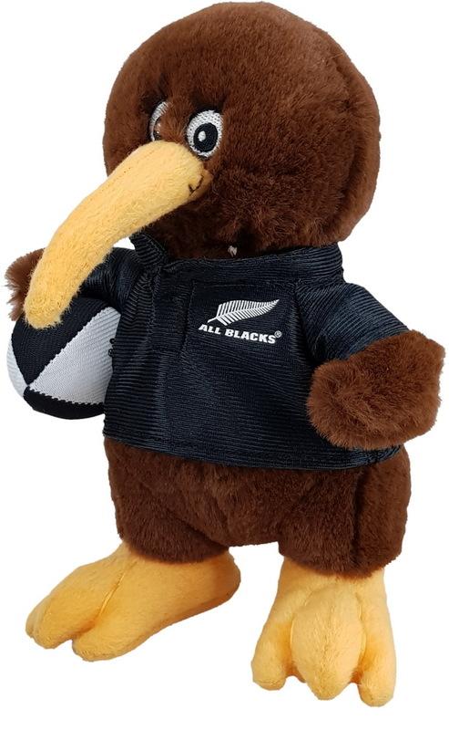 All Blacks: Haka Player Kiwi - Standing Plush