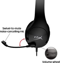 HyperX Cloud Stinger Core 7.1 Wired Gaming Headset for PC