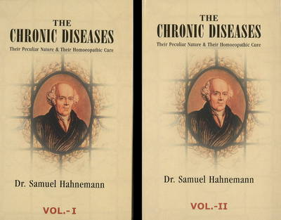 The Chronic Diseases by Samuel Hahnemann image
