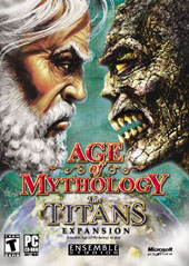 Age of Mythology: The Titans for PC Games